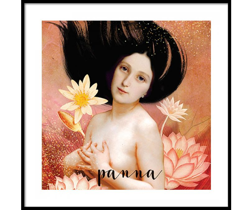 Plakat znaki zodiaku - Panna